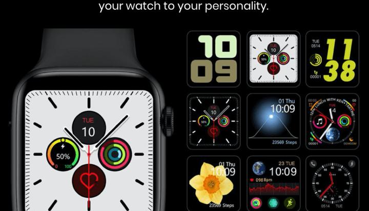 ModernMerch smartwatch